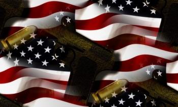 Posiadanie broni w Ameryce